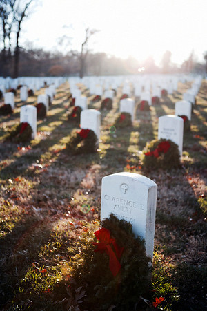 Arlington National Cemetery. Digital, Dec 2013